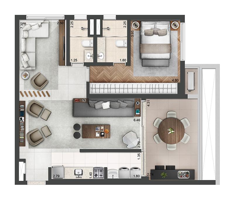 83m²-1-quarto-2-banheiros-1-vaga