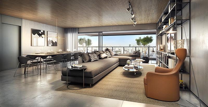 Living-duplex-314m²
