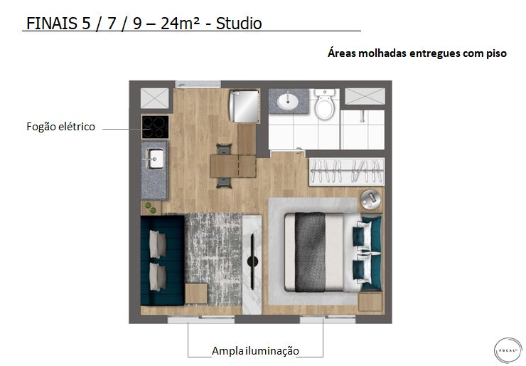Studio 24m2